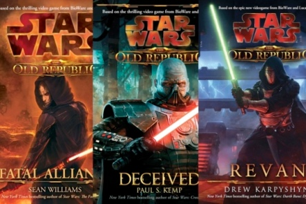 Image result for the old republic book series